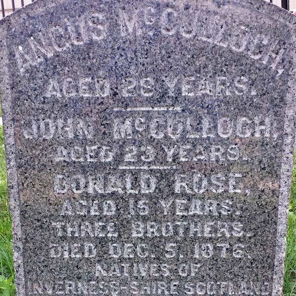 Angus McCullough